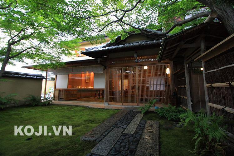 Tsubo Niwa: sân vườn nhà