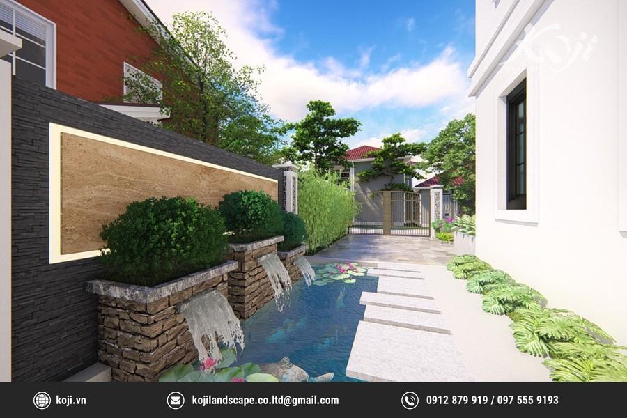 thiết kế 3d sân vườn Koji (33)