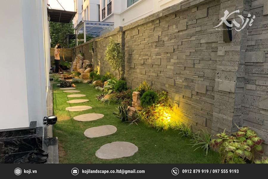 Dự án nhà anh Ninh ở Vinhomes Sài Đồng