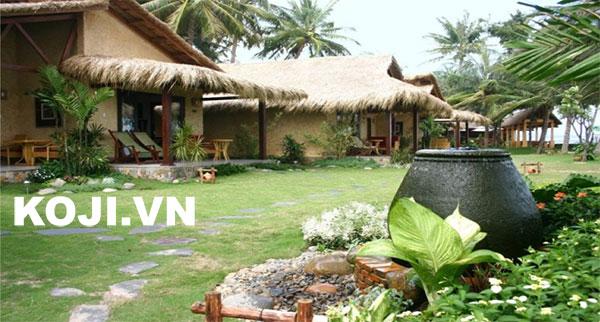 Các khu nghỉ dưỡng resort với phong cách đồng quê