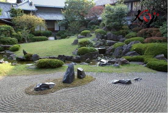 Dự án thi công sân vườn kiểu Nhật Bản