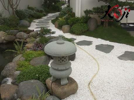 Một thiết kế sân vườn phong cách Nhật