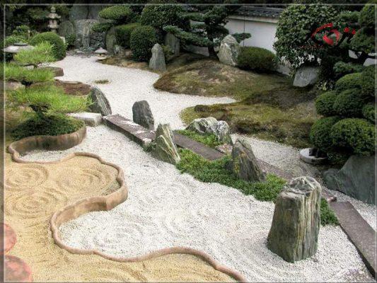 Vườn khô Karesansui