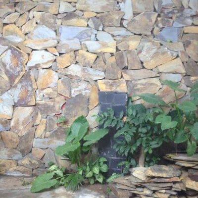 Đá rối hay còn gọi là đá đa sắc ở Lai Châu