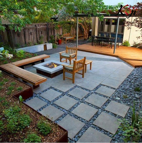 Giá thành thiết kế sân vườn cũng không quá đắt đỏ