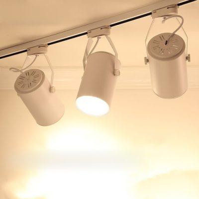 Mẫu đèn rọi ray