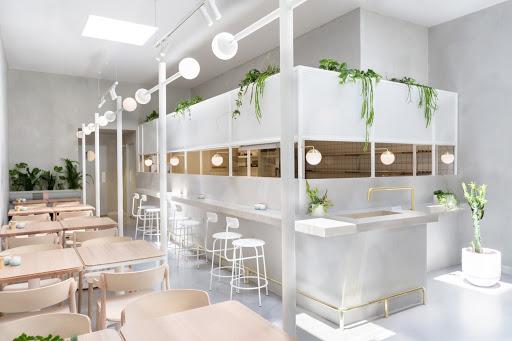 Tận dụng không gian để thiết kế quán cafe sân vườn
